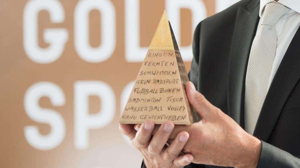 Die Goldene Sportpyramide