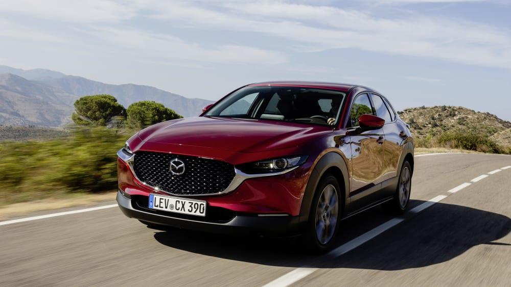 Mazda Cx 30 So Fahrt Sich Der Neue Crossover Kicker