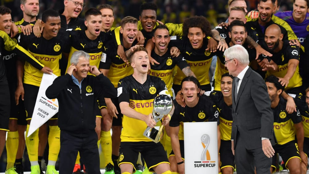 Wann Ist Der Supercup