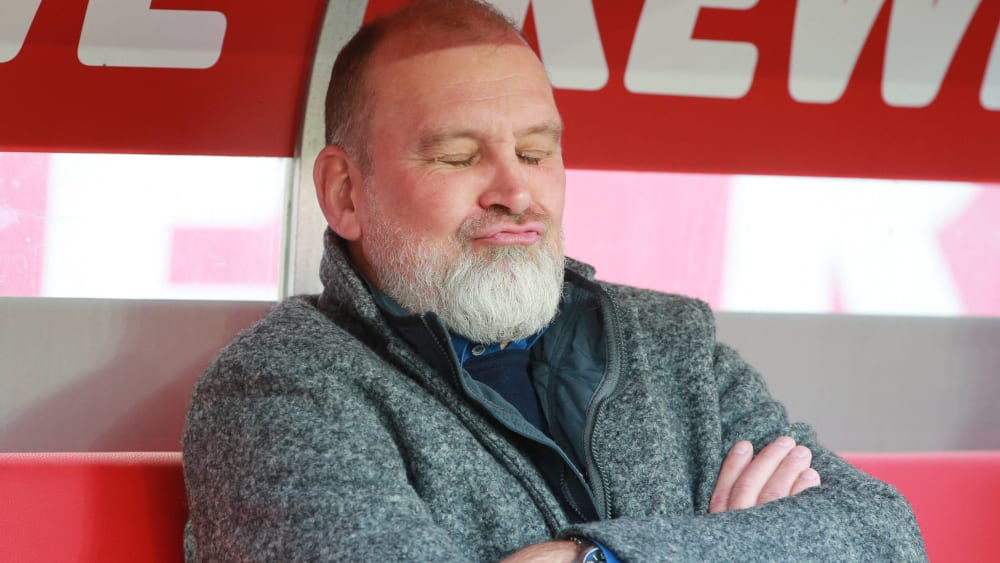 Wolfsburgs Manager Jörg Schmadtke