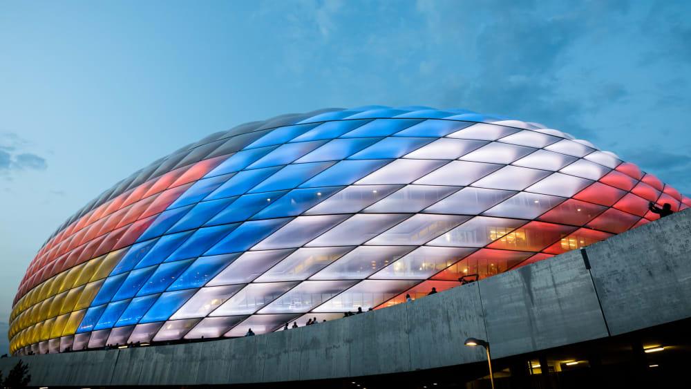 Die Spielstätte in München