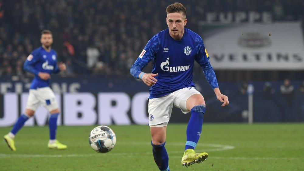 Bastian Oczipka hat erst verlängert