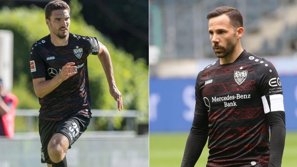 VfB verabschiedet Castro und Kaminski - Gonzalez bereits abgereist