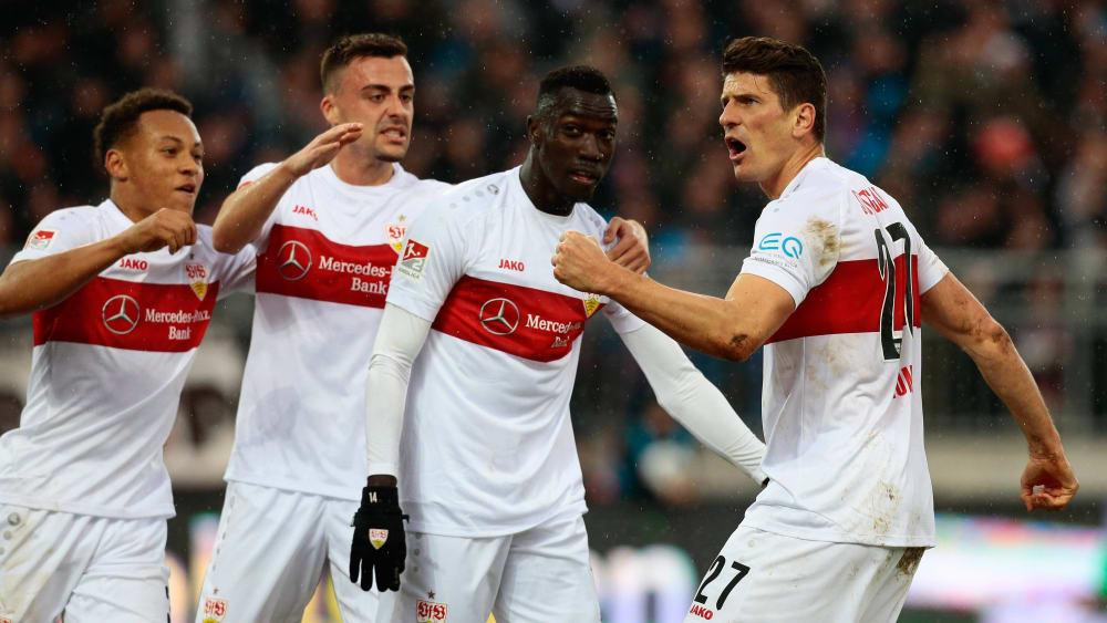 VfB Stuttgart spielt 1:1 gegen St. Pauli