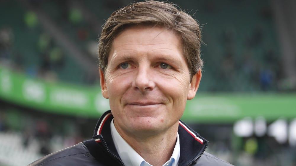 Erkenntnisse gesammelt: Wolfsburgs Coach Oliver Glasner.