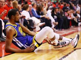 Durant fällt monatelang aus - und hinterlässt viele Fragen