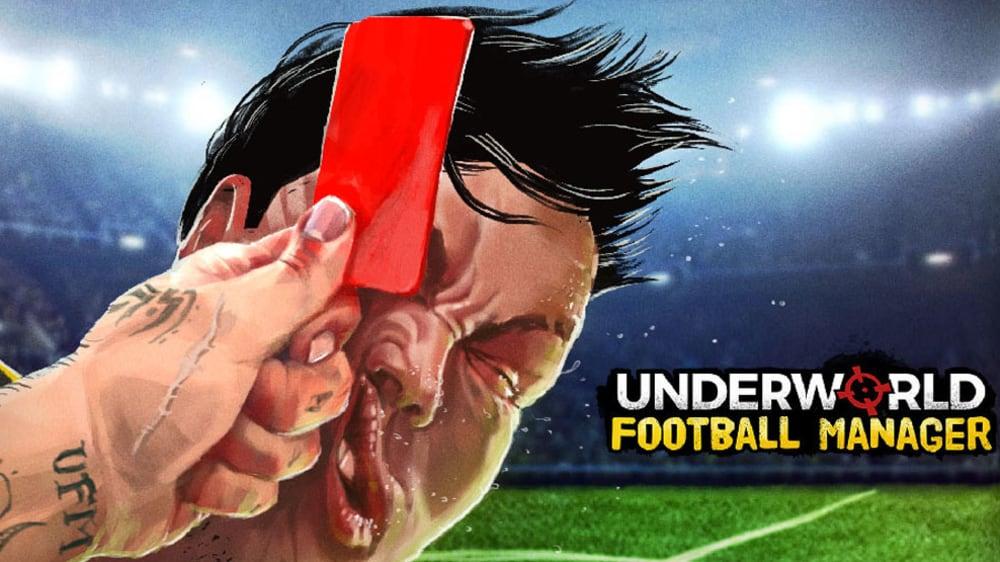 Im Underworld Football Manager nimmt man die Gegner richtig aufs Korn.
