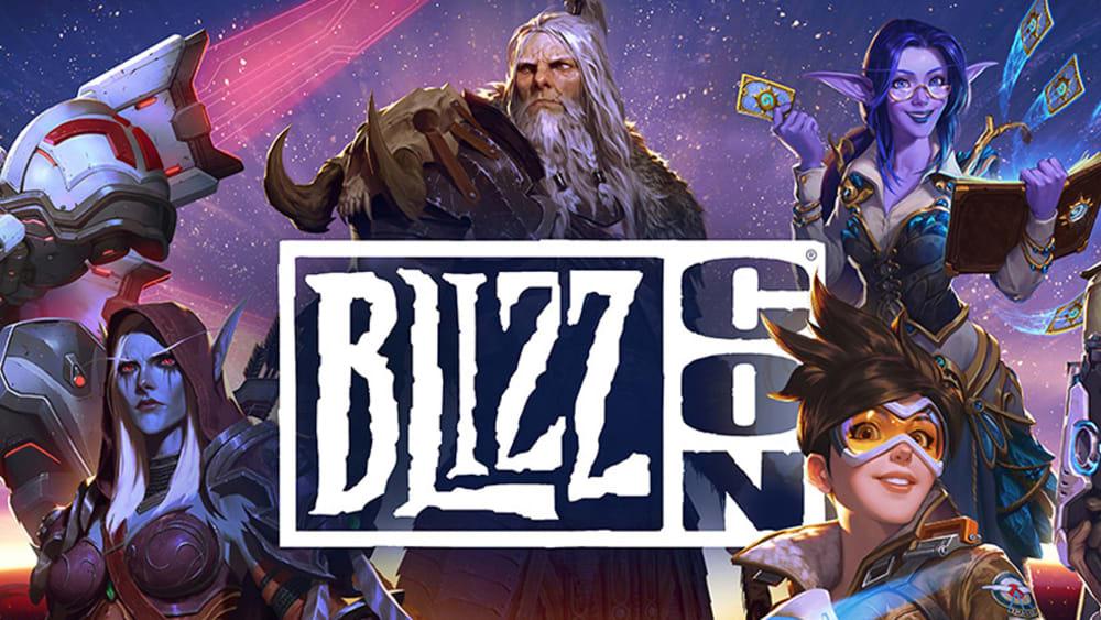 Blizzard eröffnete die eigene Messe mit zahlreichen Ankündigungen für alle Spiele.