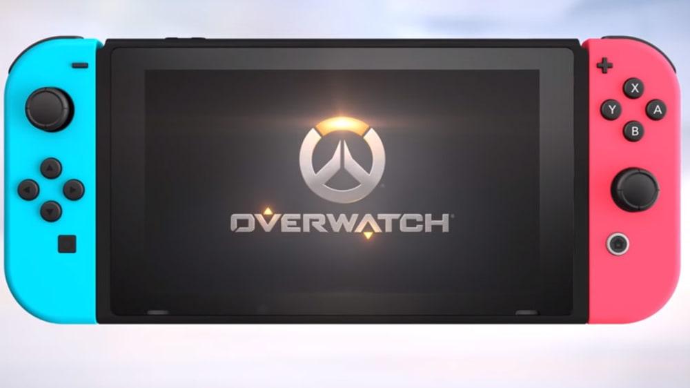 Blizzard und Nintendo kündigen Overwatch für die Switch an.