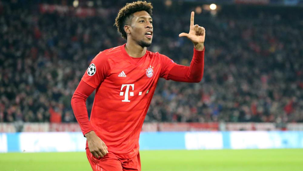 """Coman läuft wieder, braucht aber noch Zeit - Bayern-Trainer Flick: """"Wir wollen die Spieler dann alle da haben, wenn es heiß wird"""""""