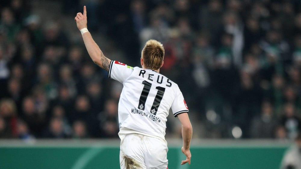 Überzeugte mit starken Leistungen: Marco Reus.