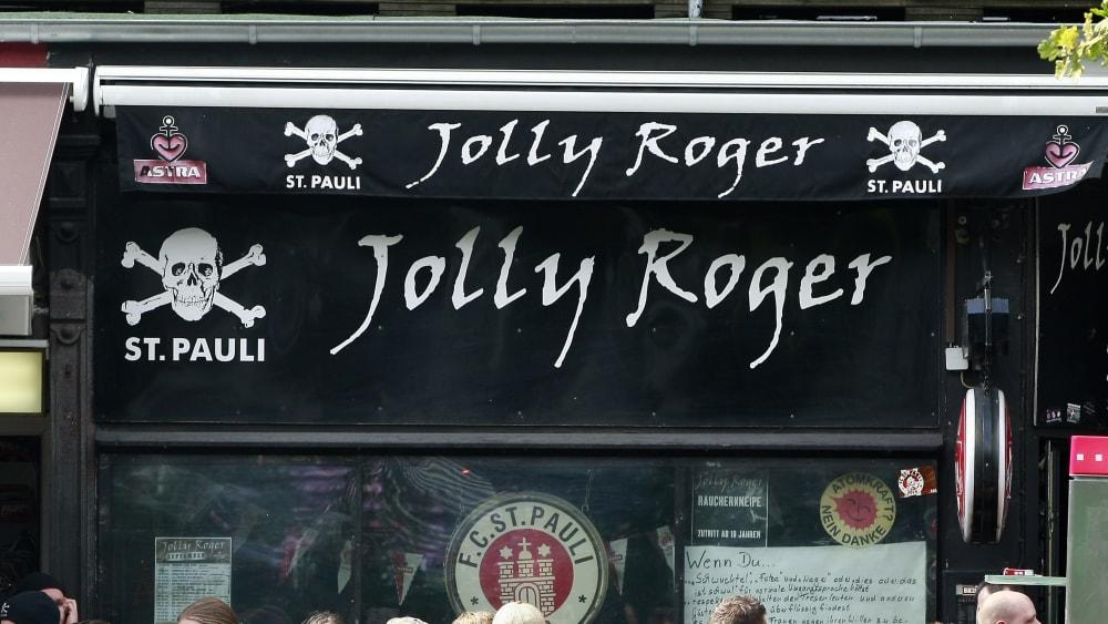 Das Jolly Roger, die Fankneipe des FC St. Pauli (Archivbild von 2010)