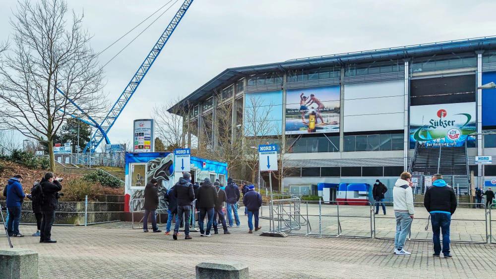 Hansa hofft gegen FCM auf 3000 Fans - Zuschauer auch in Saarbrücken?