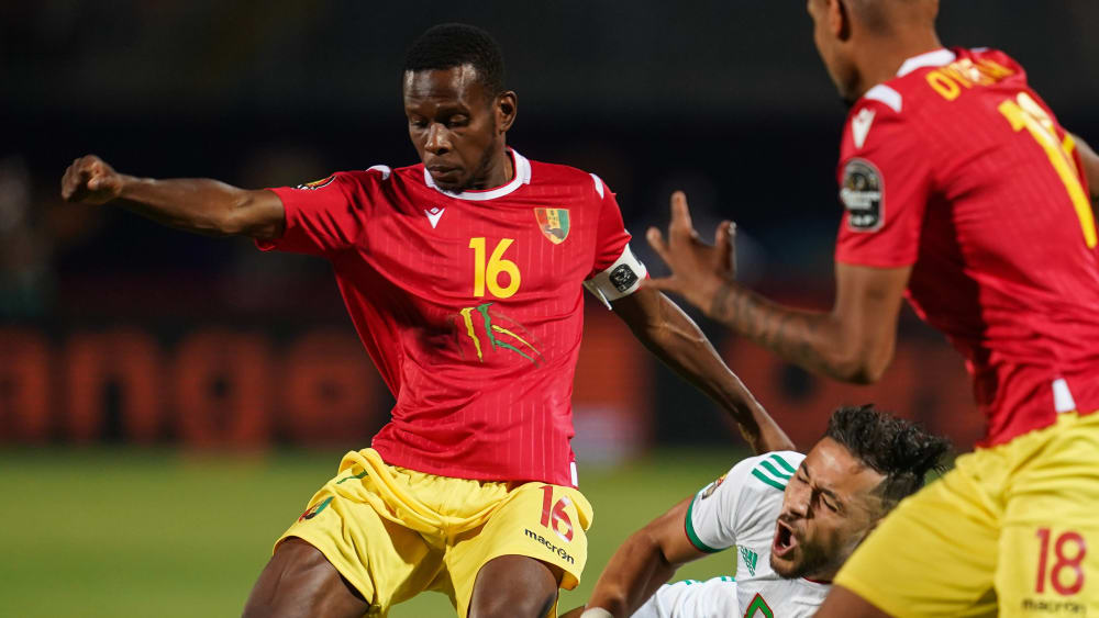 Letztes Pflichtspiel vor dem Urlaub: Guines Ibrahima Traoré.