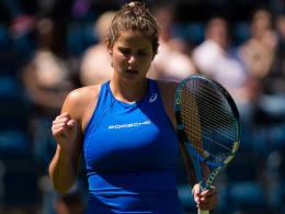 Erkrankte Görges sagt ab - Köpfer freut sich auf Wimbledon