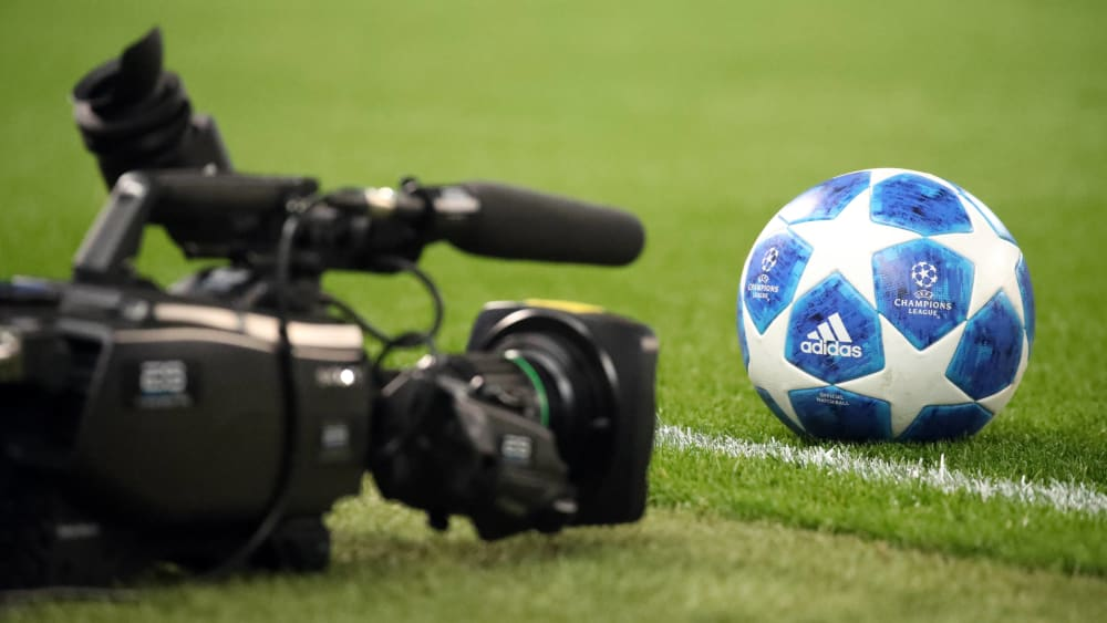 Die Champions League im Fokus der Kameras