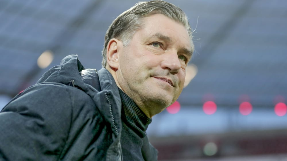 Dortmunds Manager Michael Zorc