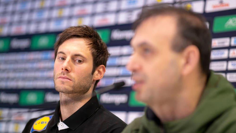 Er war vom Aus des Bundestrainers sehr überrascht: DHB-Kapitän Uwe Gensheimer.