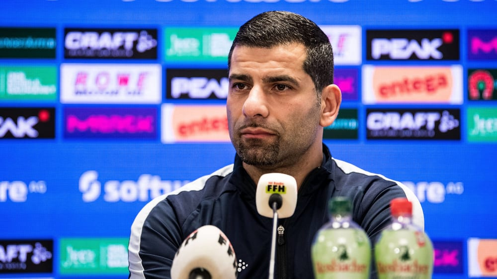 Verhandlungen gescheitert: Trainer Grammozis verlässt SV Darmstadt 98