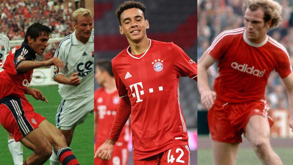 Bayern: Musiala sorgt nach 21 Jahren f#252r F#252hrungswechsel...