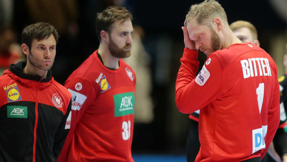 Handball: Deutsche Handballer starten mit in die EM-Hauptrunde