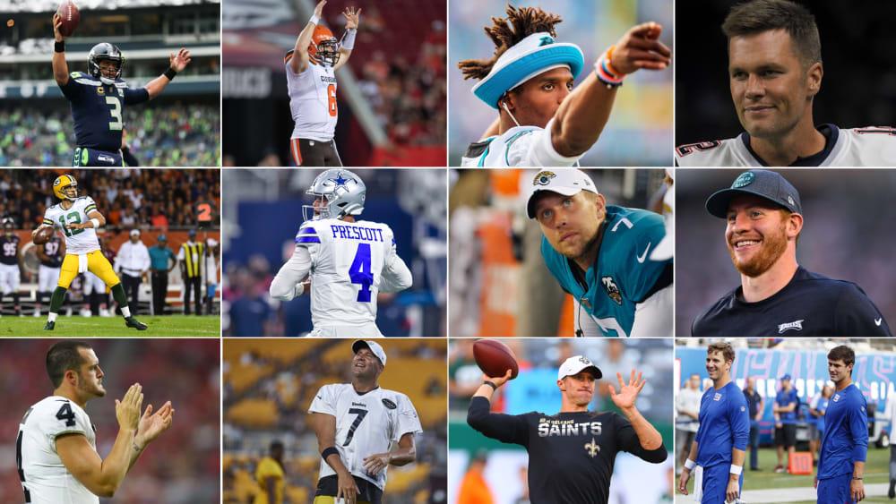 NFL-Quarterbacks 2019