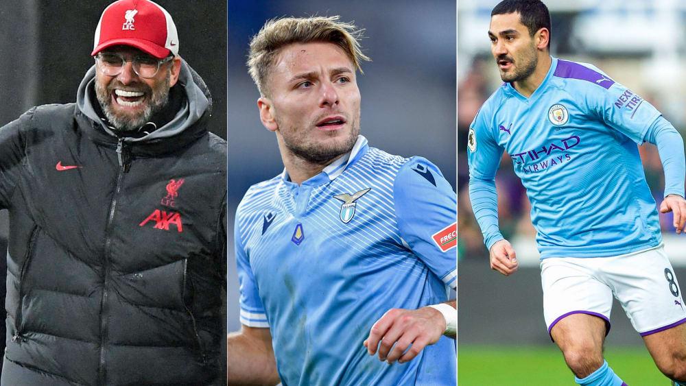 Das sind die Gegner des Bundesliga-Quartetts - Premieren für Bayern und Leipzig