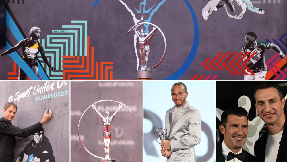Eindrücke von den Laureus Sports Awards 2020 in Berlin