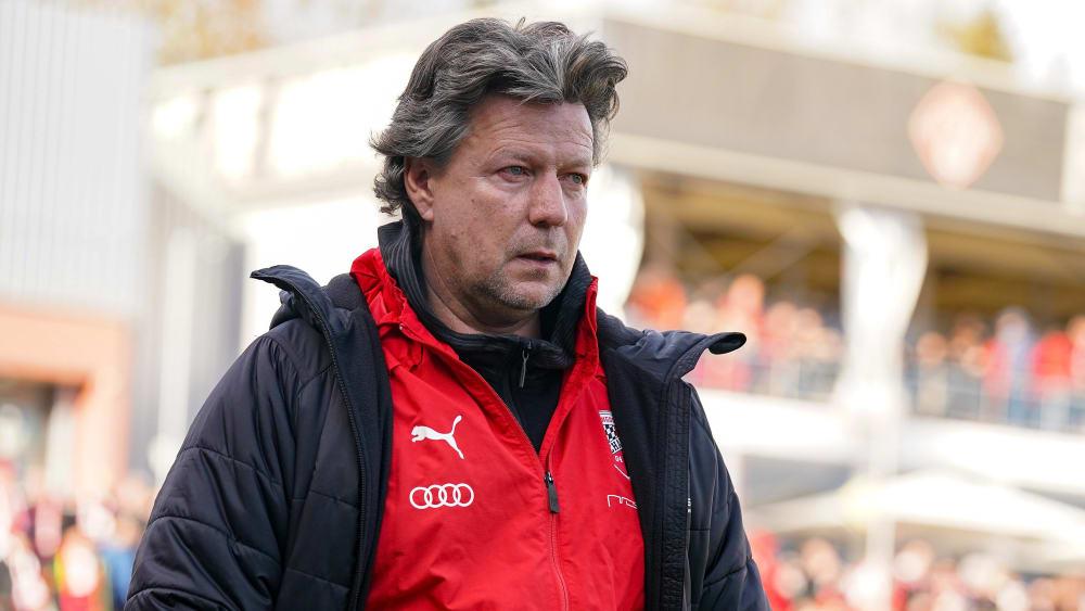 Jeff Saibene, Trainer des FC Ingolstadt