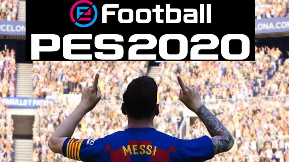 Konami kündigt eFootball PES 2020 und bekennt sich klar zum eSport.
