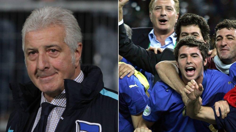 Ein halbes Jahrhundert Hertha: Di Martino kümmert sich sogar um Kopfkissen