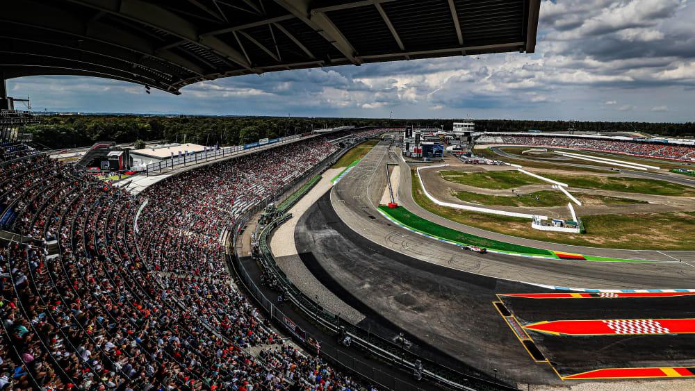Hier wird die F1 2020 nicht gastieren: Die Rennstrecke in Hoffenheim.