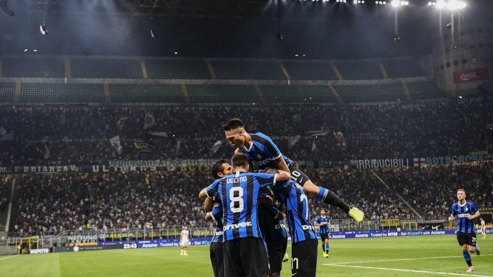 Das Grosse Staunen In Mailand Neu Coach Antonio Conte Sieht