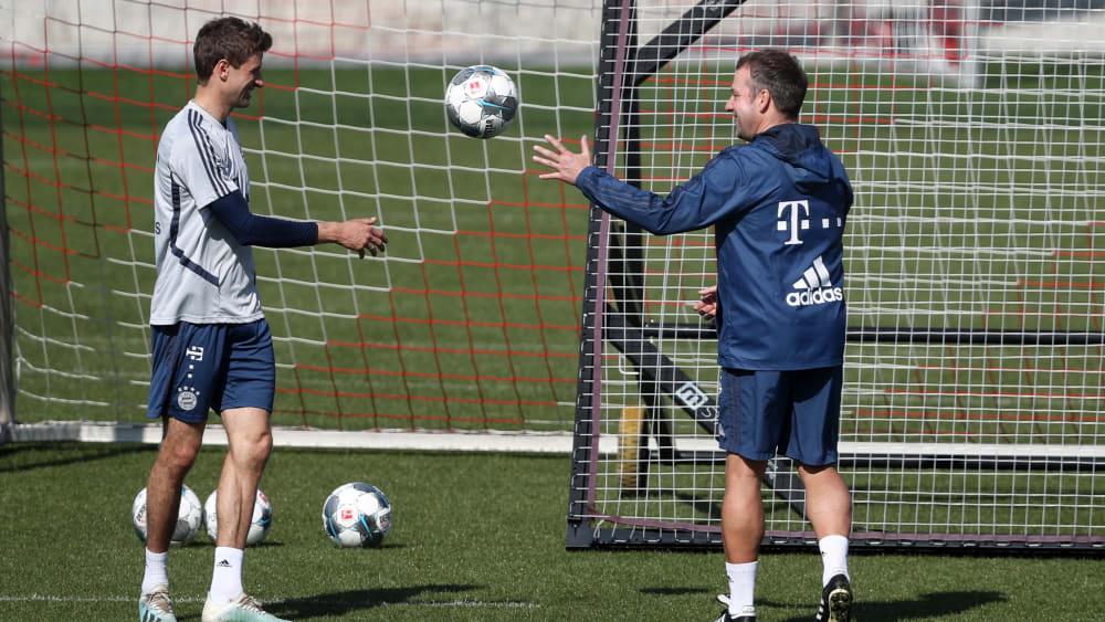 """Müller: Im Herbst """"hatte ich nicht im Sinn, den Vertrag zu verlängern"""""""