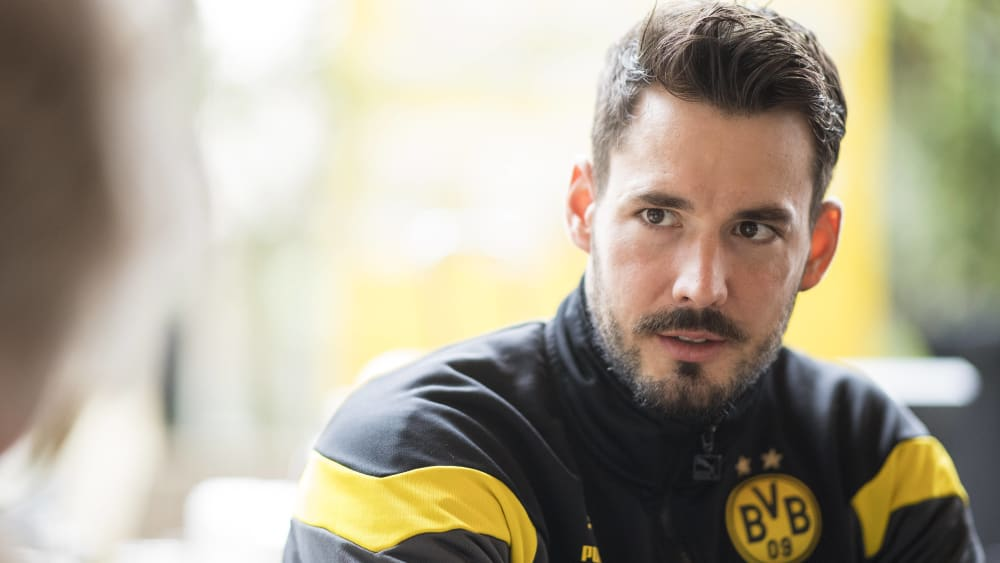"""Bürki über 2021 hinaus beim BVB? """"Ich weiß, was ich will"""" - Torwart fühlt sich bei Borussia Dortmund sehr wohl"""