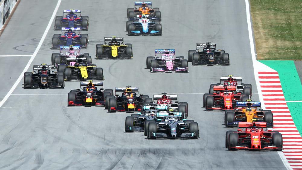 Die Formel-1-Cockpits für 2020 sind allesamt vergeben.