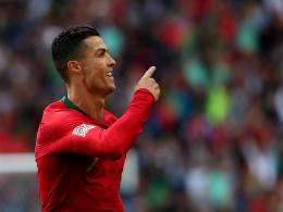 Einfach gut: Cristiano Ronaldo macht den Unterschied