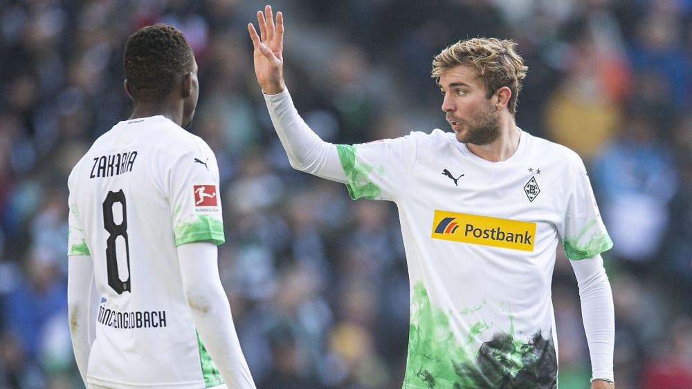 Christoph Kramer hat seine Innenbandzerrung im Knie überstanden, steht Gladbach bei Union zur Verfügung.