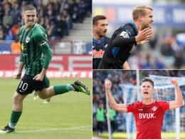 Kirchhoff, Kobylanski & Co.: Die Neuzugänge der 3. Liga