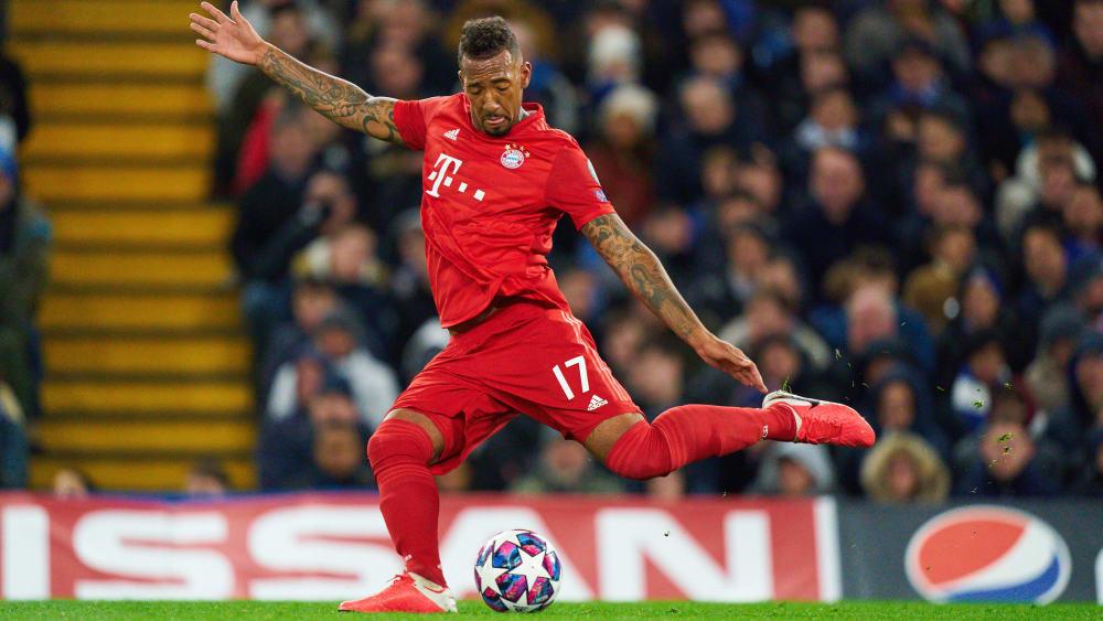 Jerome Boateng hat sich zurückgespielt beim FC Bayern.