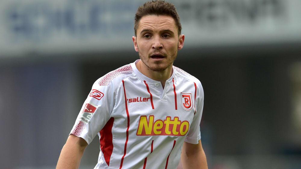 Andreas Geipl wechselt vom SSV Jahn Regensburg zum 1. FC Heidenheim.