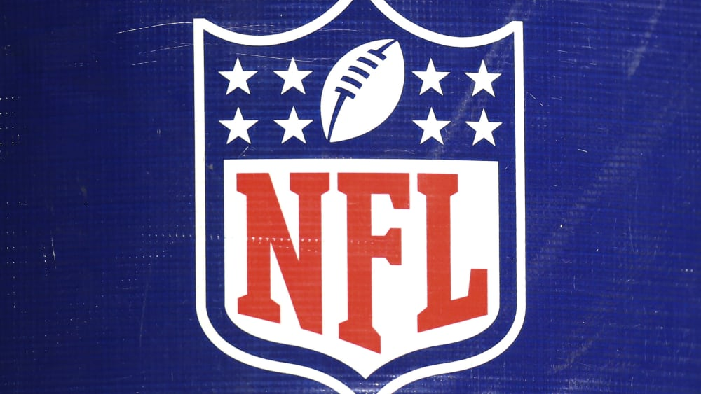 Das ist das Logo der National Football League (NFL).