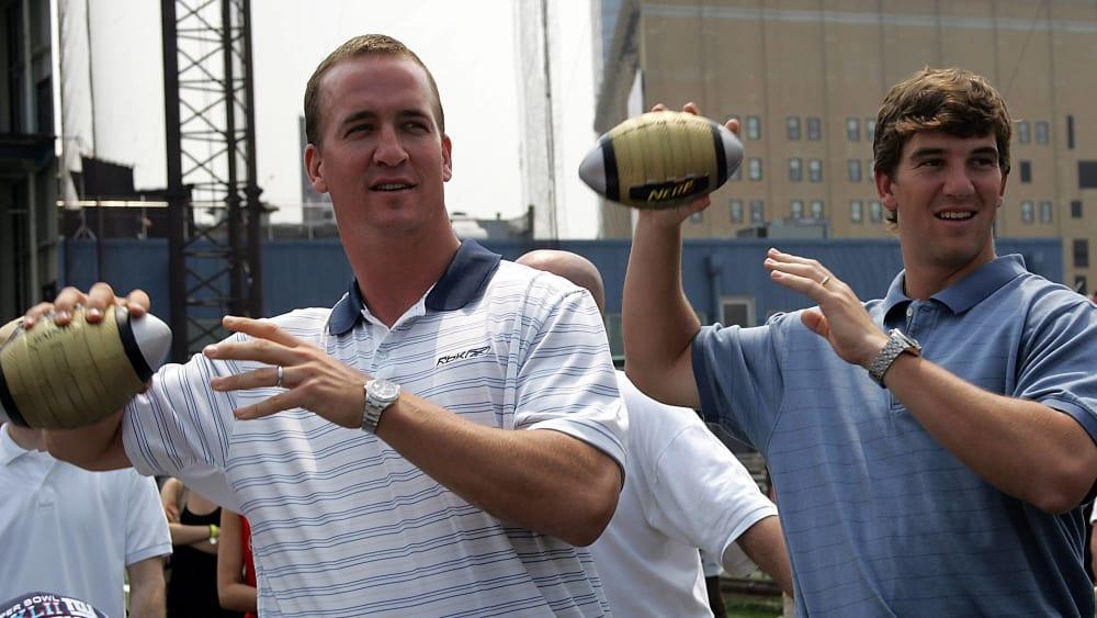 Auf des Bruders Spuren: Eli Manning geht mit zwei Ringen - Quarterback der New York Giants beendet seine Karriere