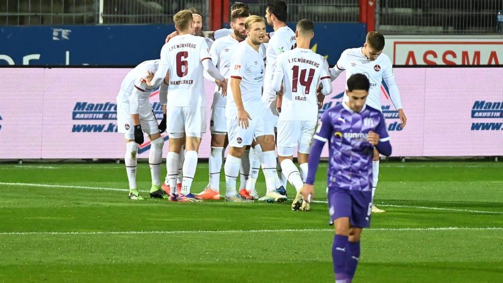 "Nürnbergs ""Führungskrise"" endet - HSV verliert erstmals"