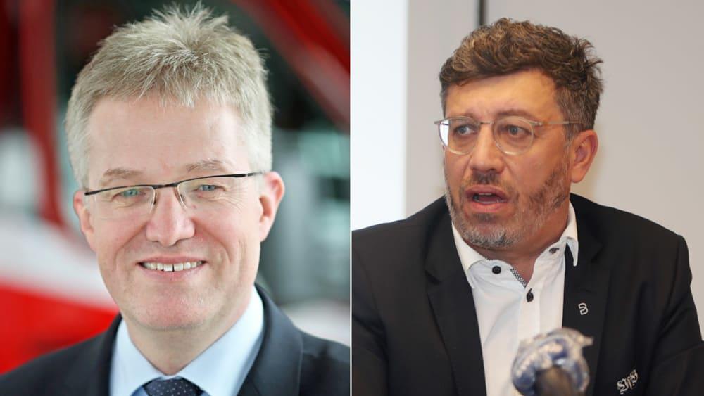 Steiger und Vogt duellieren sich ums Präsidentenamt beim VfB Stuttgart
