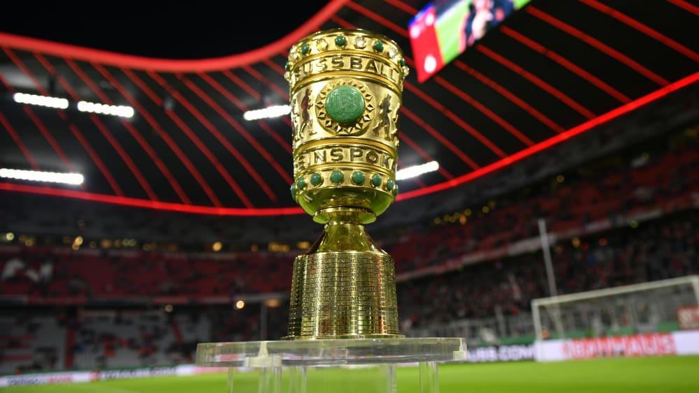 Auslosung Dfb Pokal Halbfinale 2021