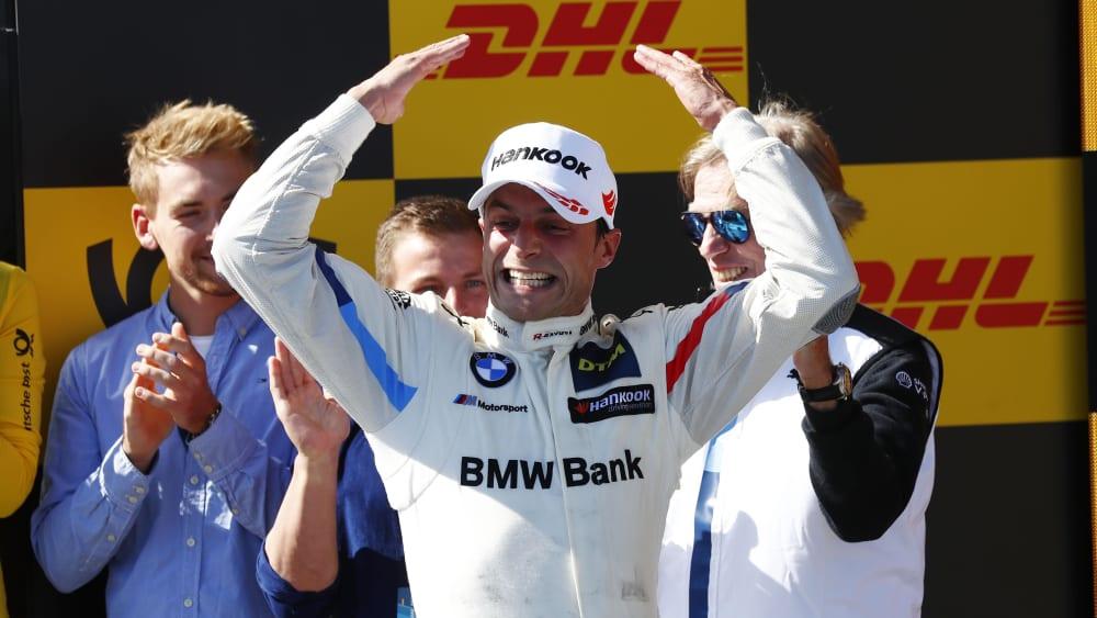 Bruno Spengler ist enttäuscht über sein Aus in der DTM, in der er 16 Siege feierte.