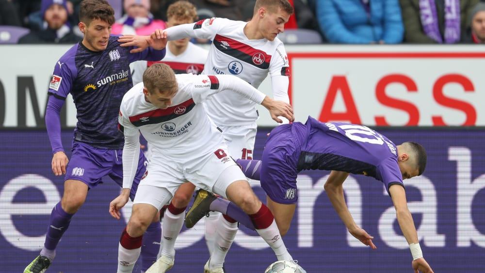 Osnabrück vs. Nürnberg