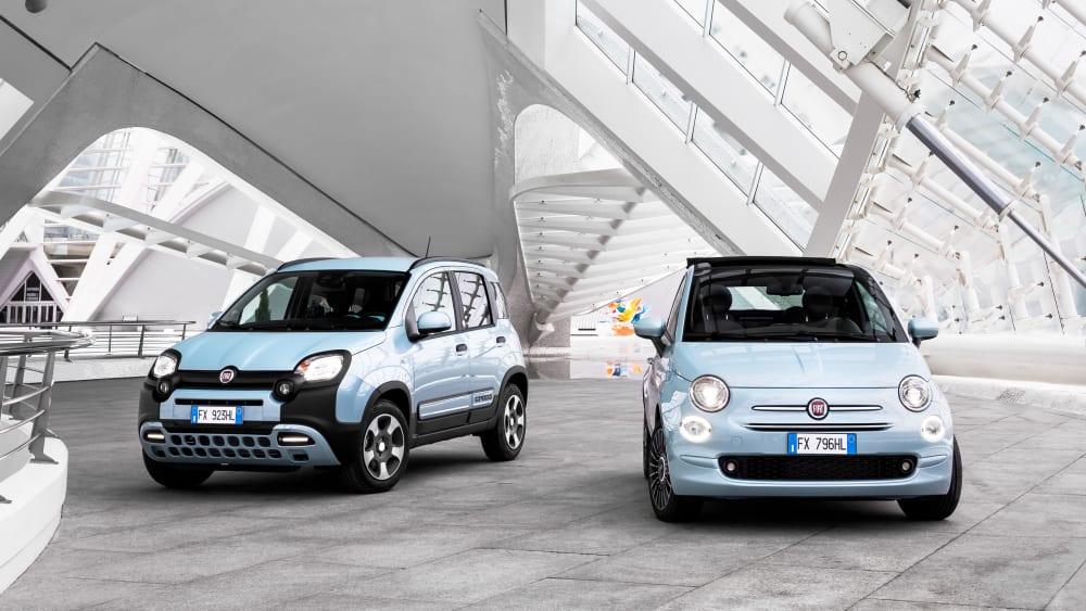 Fiat Panda, Fiat 500 Hybrid