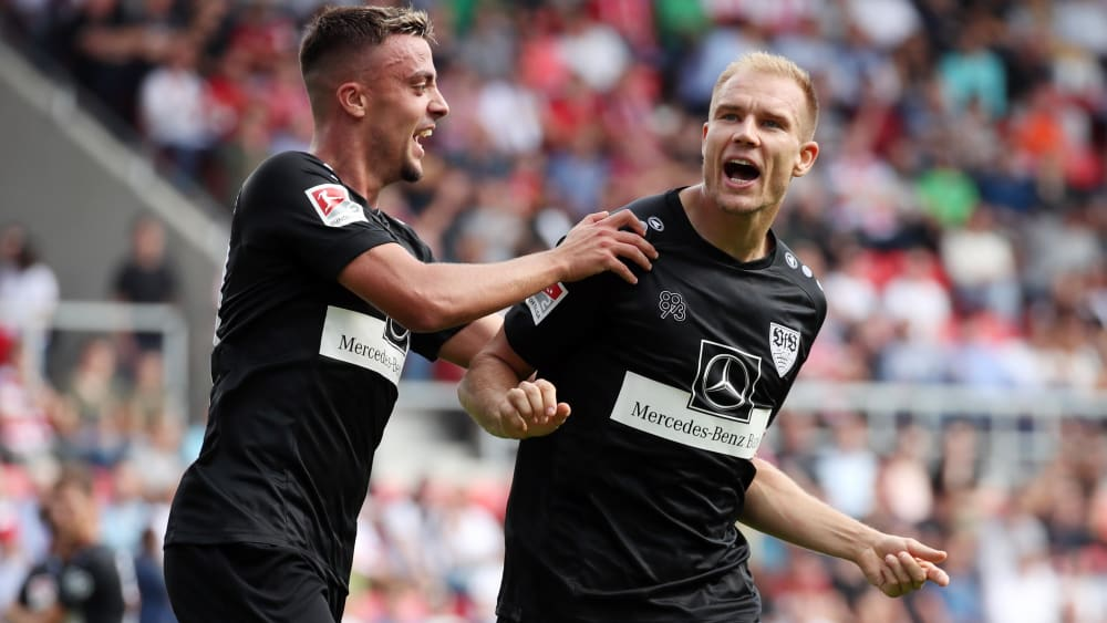 VfB will Tabellenführung gegen Fürth verteidigen - Überblick: Vier Spiele am Samstag